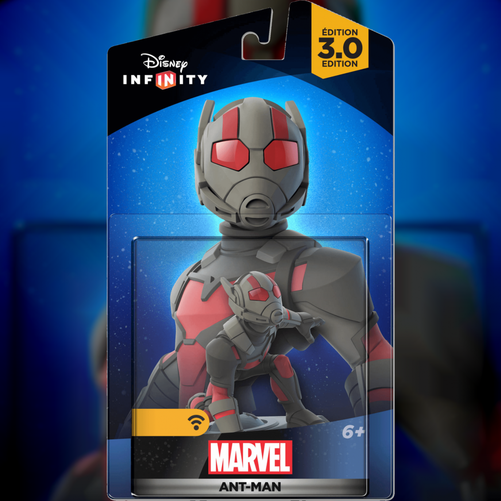 Disney Infinity 3 New Character Line Up For March 2016