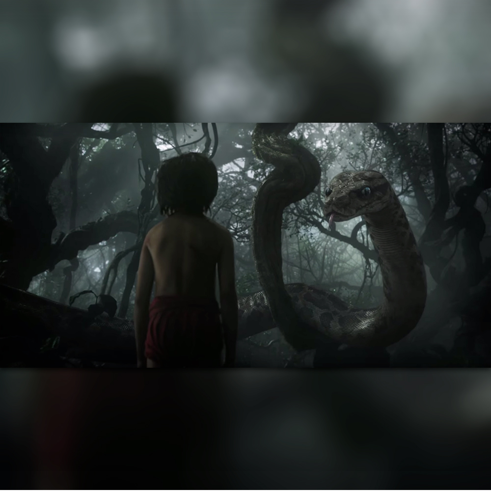 The Jungle Book Live Action Trailer Rated Today